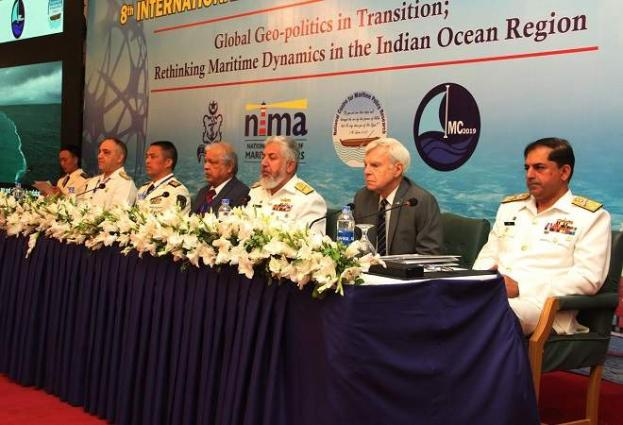 Maritime Security Challenges And Opportunities Remained In Focus On The Second Day Of 8Th International Maritime Conference 2019