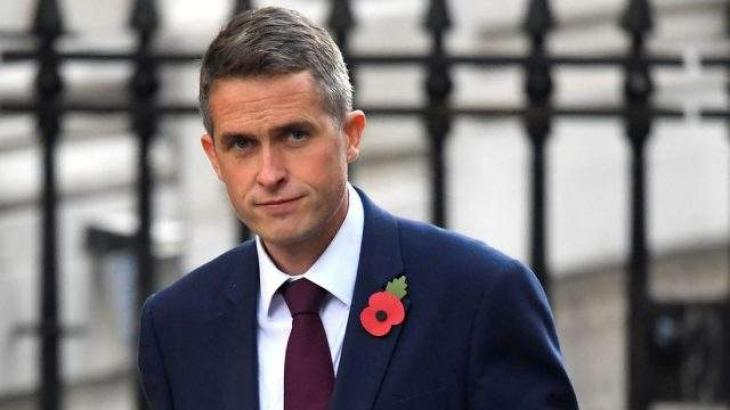 UK Defense Secretary Says 'Global Britain' More Than 'Pithy Phrase,' Must Be About Action