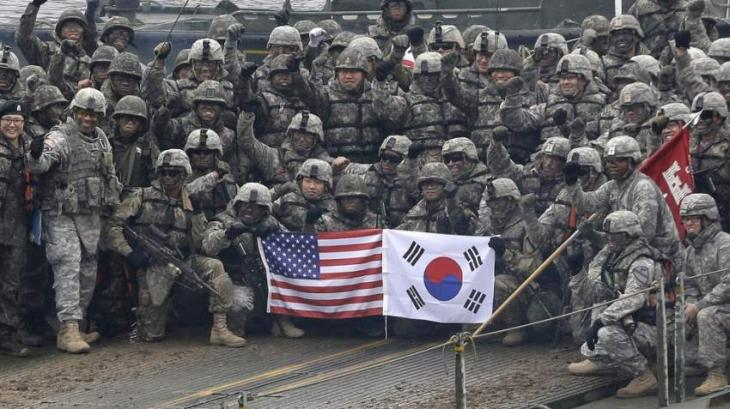South Korea Agreed to Pay More for US Troops to Avoid Higher Defense Spending