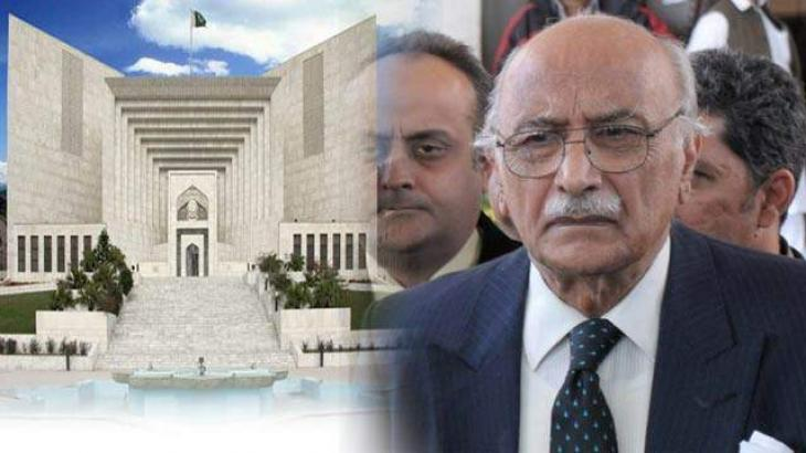 Supreme Court orders to complete inquiry in Asghar Khan case against officers in four weeks