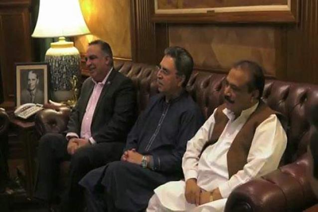 MQM-P demands chairmanship of two standing committees in National Assembly