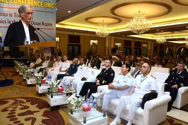 """Current Maritime Threats And Emerging Geo-Strategic Situation Is Posing New Challenges And Risks To The Stakeholders In The Region"" : Federal Minister For Defence At Conclusionof 8Th International Maritime Conference 2019"