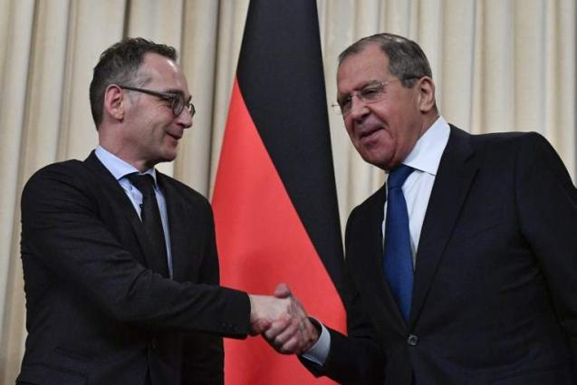 Lavrov, Maas to Meet German Business Representatives on Sidelines of Munich Conference