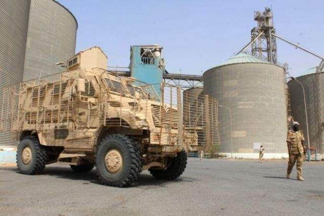 Grain Stored in Yemen's Red Sea Mills at Risk of Rotting - UN Officials