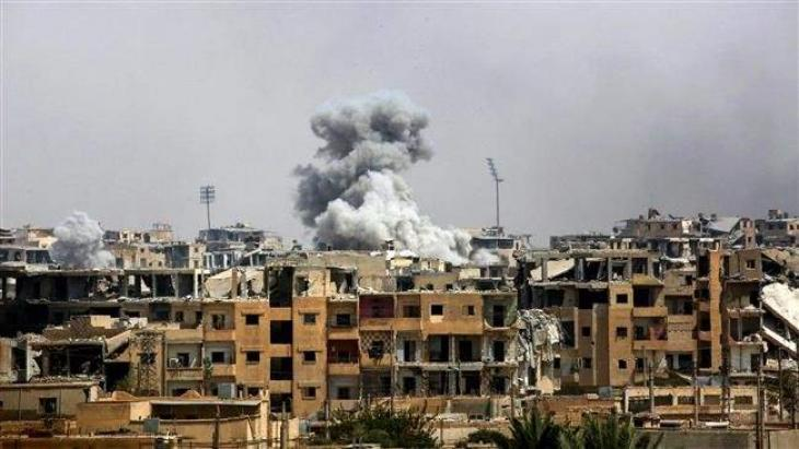 US-led Coalition Airstrikes Kill 16 Civilians in Southeastern Syria - Reports