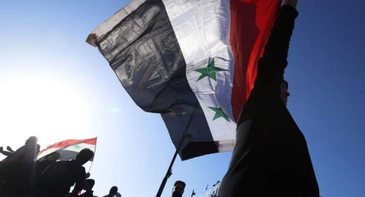 Over 2,000 Syrians Took Part in Rally Opposing Presence of US Coalition - Russian Military
