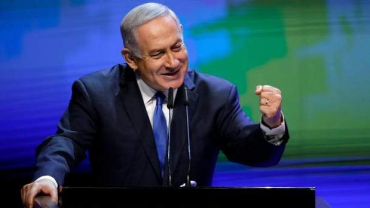 Netanyahu Responds to Iran's Threats to Destroy Tel Aviv, Haifa in Case of US Attack