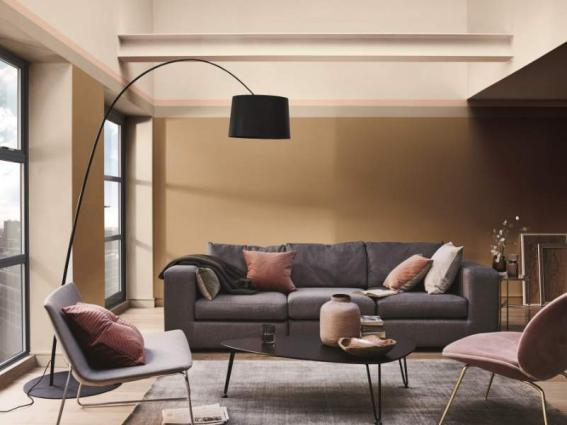 """Dulux embraces the sweet life with """"Spiced Honey"""" as 2019 Colour of the Year"""