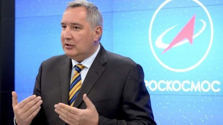 Head of Russia's Roscosmos Says Discussed Space Cooperation With Bahraini King