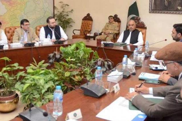 Advisory committee formed for resolving tribal areas' issues