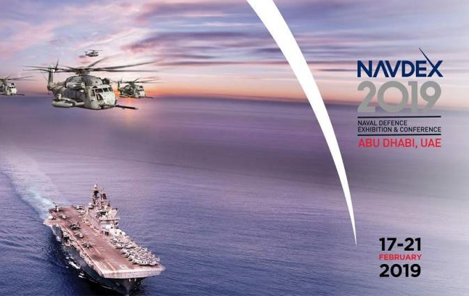 Eight large naval vessels participate in NAVDEX 2019