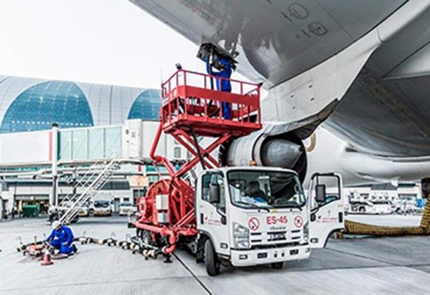 ENOC Group announces plans to expand aviation operations in Egypt