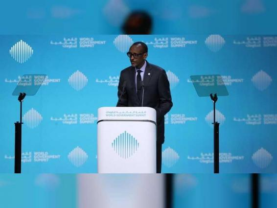 Rwandan President says UAE an inspiration to many nations