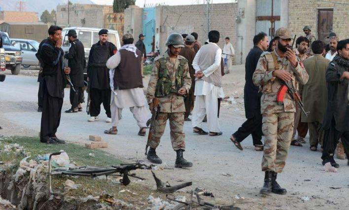 Four killed as security personnel targeted in Balochistan