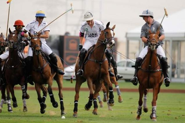 UAE Polo, Desert Palm teams win opening matches at Julius Baer Polo Cup