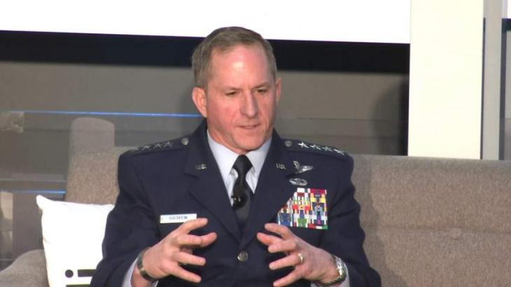 US Military Strategy Suggests Use of Air Force 'Joint Team' - Chief of Staff