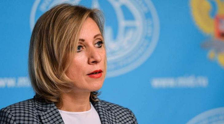 US Pressure on Russian Business in Iran 'Unacceptable' - Foreign Ministry Maria Zakharova