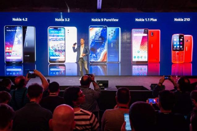 Introducing Four New Nokia Smartphones: Delivering
