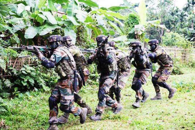 India, Bangladesh To Hold Military Drills Sampriti-2019 On