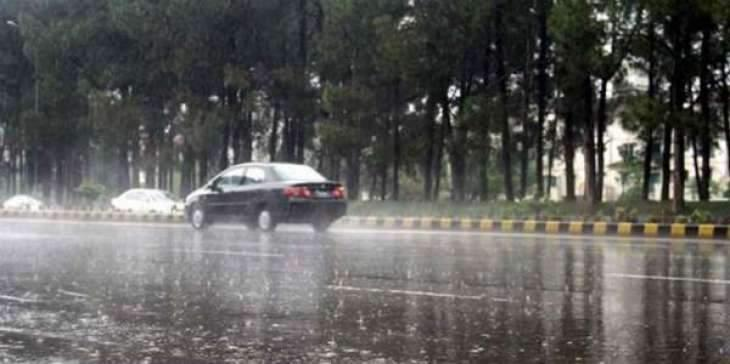 PMD forecast strong rain bearing system approaching Pakistan