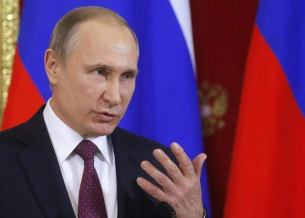 Putin Suggests Working Group to 'Normalize' Syria After Islamist Defeat