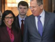 Lavrov, Venezuelan Vice President to Discuss Bilateral Ties, Ven ..