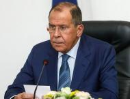 Russian Foreign Minister Sergey Lavrov Conveys Putin's Support fo ..