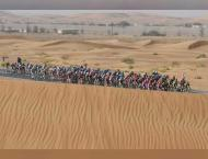 6th stage of UAE Tour launched in Ajman