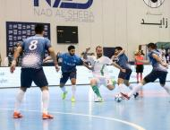 The Beach qualify for NAS Futsal main draw with an all-win record
