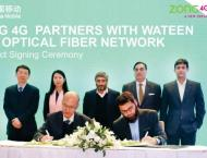 Zong 4G extends partnership with Wateen for long haul optical fib ..