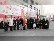 Delegation from UK's Guy's and St Thomas' Hospital vi ..