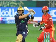 PSL-4:Quetta Gladiator sets 181 target for Islamabad United