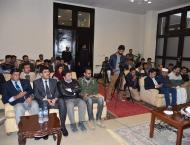 president masood assured timely completion of university of ajk c ..