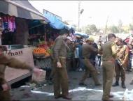 Several injured in Kashmir bus stand blast