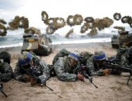 South Korean, US Troops to Hold New Command-Post Exercise Around  ..
