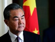 Chinese Foreign Minister Wang Yi  Points to Political Pressure on ..