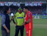 PSL-4: Lahore Qalanadars win toss against Islamabad United and de ..