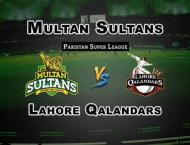 PSL 4: Eliminated Lahore Qalandars and Multan Sultans to play tod ..