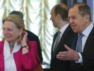Russian Foreign Minister Praises Talks With Austrian Counterpart  ..