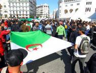 Algerian President Abandons Bid for 5th Term Following Mass Natio ..