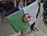 Algerians Continue Rallies After Election Postponement - Reports