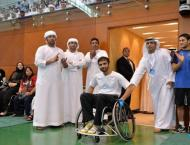 UAE leading disability support in region, there is room for furth ..