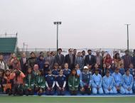 42nd All Pakistan HEC Inter-varsity Women Tennis Championships-20 ..
