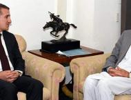 Pakistan, Azerbaijan agree to strengthen bilateral ties