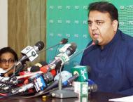Minister for Information and Broadcasting Fawad Chaudhary rejects ..