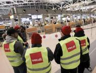 Trade Union Holds Strike at Hamburg Airport, One-Fifth of Flights ..