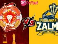 PSL-4 Eliminator-II: Islamabad United win the toss and decide to  ..
