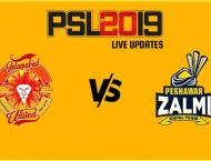 PSL-4 Eliminator-II: Peshawar Zalmi set target of 215-run for Isl ..