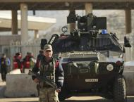Turkey Opens New 'Olive Branch' Checkpoint on Border With Syria,  ..