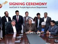 Digitizing Agriculture Payments JazzCash Joins Hands with The Gov ..